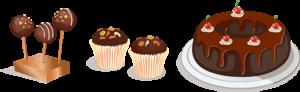 Torta Sabor a Chocolate | Línea Maestro Ecuador
