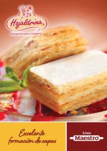 Margarina Hojaldrina | Línea Maestro Ecuador