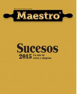 Sucesos 2015 | Línea Maestro Ecuador