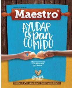 Ayudar es pan comido | Línea Maestro Ecuador