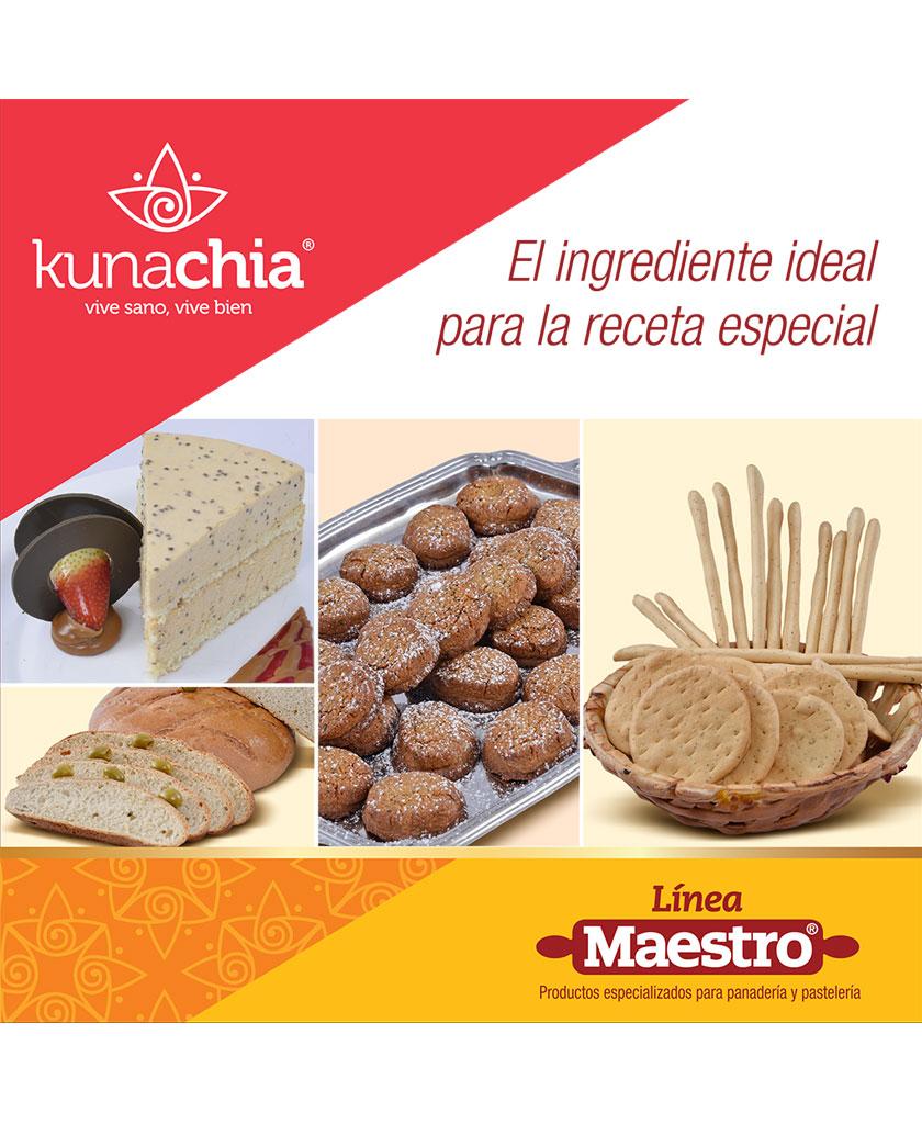 Recetas Kunachia | Línea Maestro Ecuador
