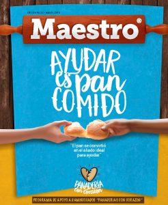 Ayudar es pan comido   Revista Maestro   Línea Maestro Ecuador