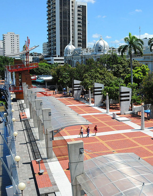 Guayaquil - Pluproxa