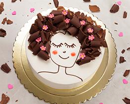Decore sus postres con chocolate
