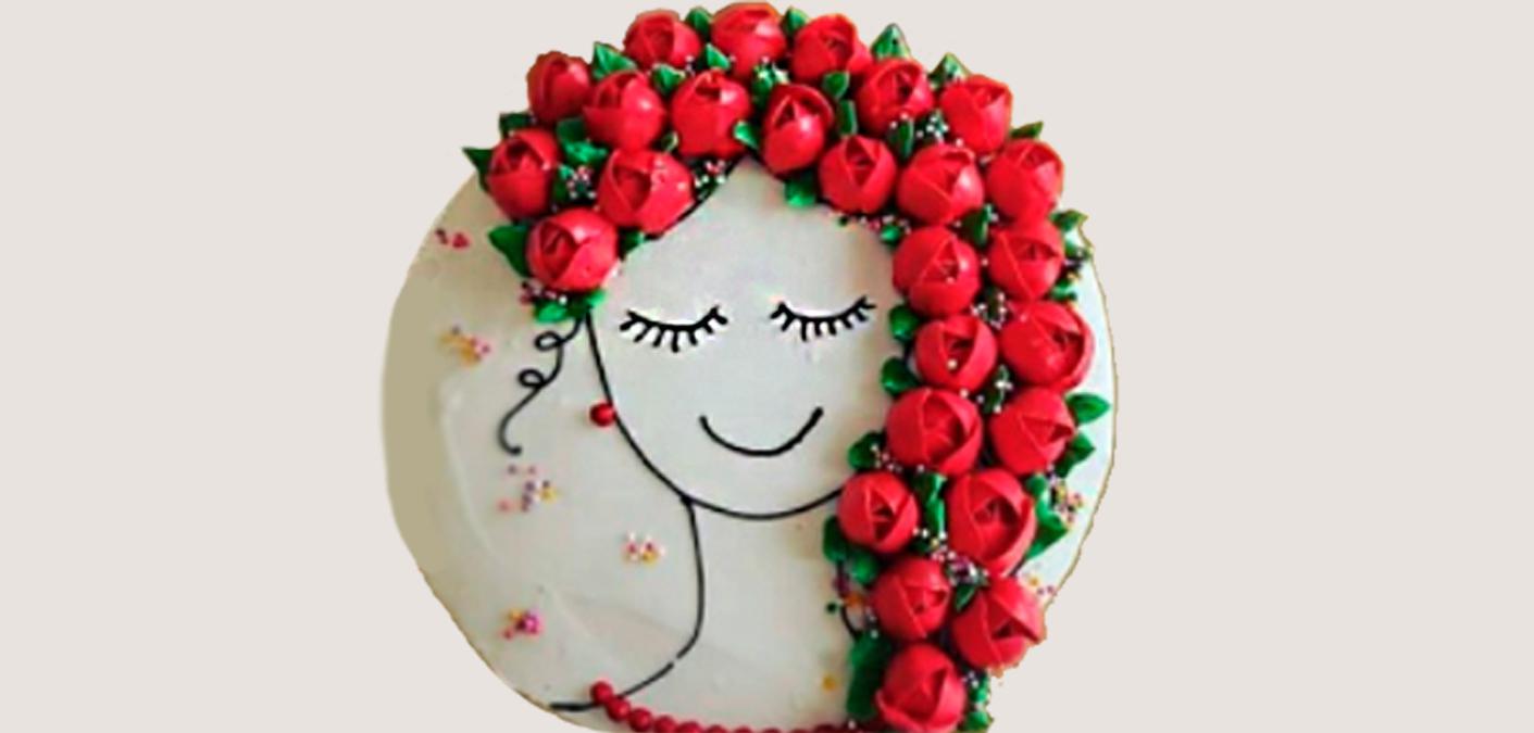 Recetas: Torta Rosas Rojas para mi Madre | Línea Maestro Ecuador