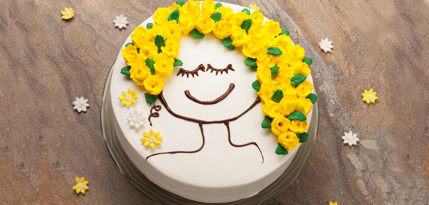 Recetas: Torta Risitos para Mamá | Línea Maestro Ecuador